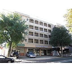 愛知県名古屋市名東区極楽5丁目の賃貸マンションの外観