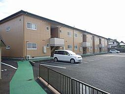 サンヒルズ鷹丘 B[201号号室]の外観