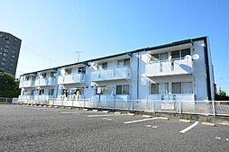 サンハウス成田[1階]の外観