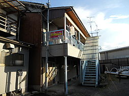 椿本アパート(箕山町)[1階]の外観