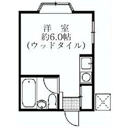 スターホームズ戸塚6[1階]の間取り
