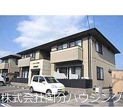 サンシャイン川田B棟[2階]の外観