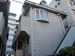千葉県柏市あけぼの1丁目の賃貸アパートの外観