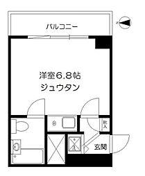 ライオンズマンション志村坂上第2[314号室]の間取り