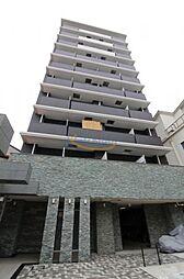 レジュールアッシュ福島キューズ[6階]の外観