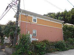 神奈川県横浜市都筑区折本町の賃貸アパートの外観