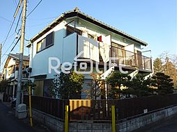 東京都国分寺市東元町4丁目の賃貸アパートの外観