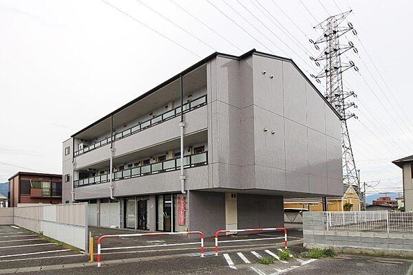 オリジンマンション 3階の賃貸【山梨県 / 中巨摩郡昭和町】