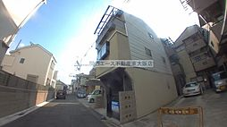 [一戸建] 大阪府東大阪市若江本町4丁目 の賃貸【/】の外観