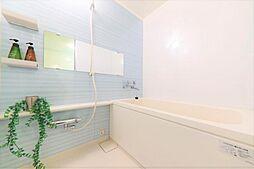 浴室リフォーム完了後の浴室です。ユニットバスをクリーニングしました。