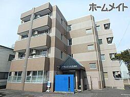 アネックスAZUMI[3階]の外観
