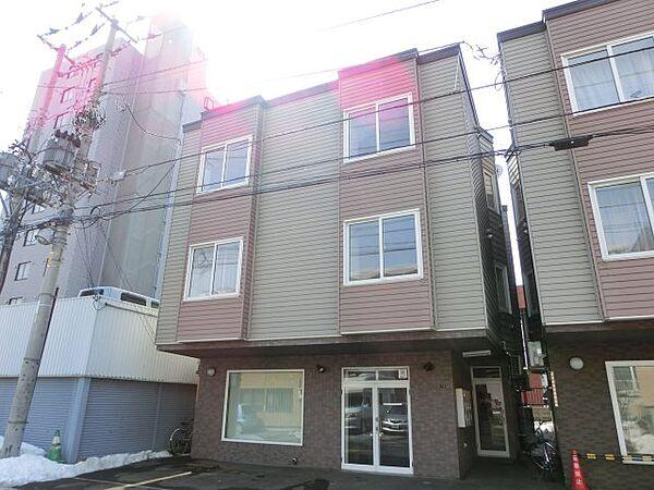 プラザ館C棟 2階の賃貸【北海道 / 札幌市白石区】