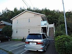 福岡県北九州市八幡西区本城東2丁目の賃貸アパートの外観