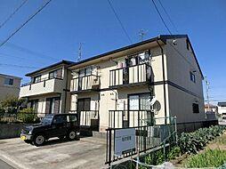 愛知県清須市新清洲5丁目の賃貸アパートの外観