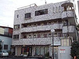 東京都三鷹市井口2丁目の賃貸マンションの外観