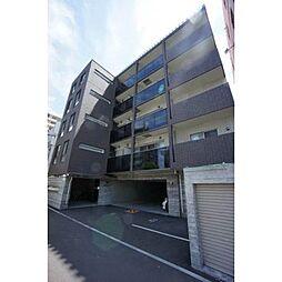北海道札幌市中央区南十一条西13丁目の賃貸マンションの外観