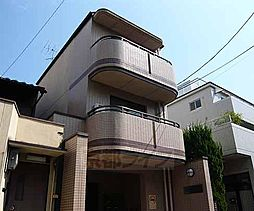 京都府京都市上京区下塔之段町の賃貸マンションの外観