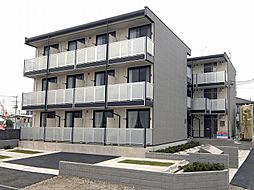 埼玉県八潮市大曾根の賃貸マンションの外観