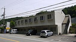 兵庫県姫路市夢前町前之庄の賃貸アパートの外観