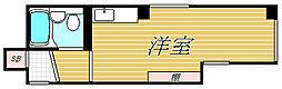 NKダカリ東新町[3階]の間取り
