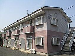 埼玉県鴻巣市大間1の賃貸アパートの外観