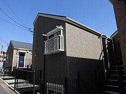 神奈川県横浜市南区永田南1の賃貸アパートの外観