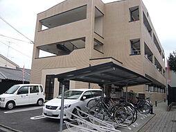 京都府京都市上京区社突抜町の賃貸アパートの外観