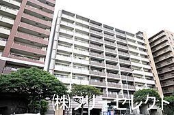 福岡県福岡市博多区千代1丁目の賃貸マンションの外観