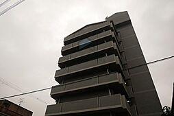 コートビュータワー[2階]の外観