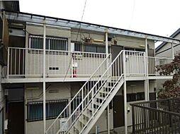 神奈川県横浜市旭区二俣川2の賃貸アパートの外観