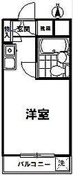 ユースフル駒澤大学[304号室]の間取り