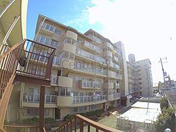 南宝塚ビューハイツ[6階]の外観