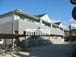 愛知県津島市中之町の賃貸マンションの外観