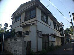 鈴木アパート[2F手前号室]の外観