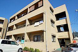 広島県広島市安佐南区上安1丁目の賃貸マンションの外観