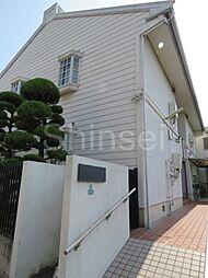 大阪府堺市東区白鷺町2丁の賃貸アパートの外観