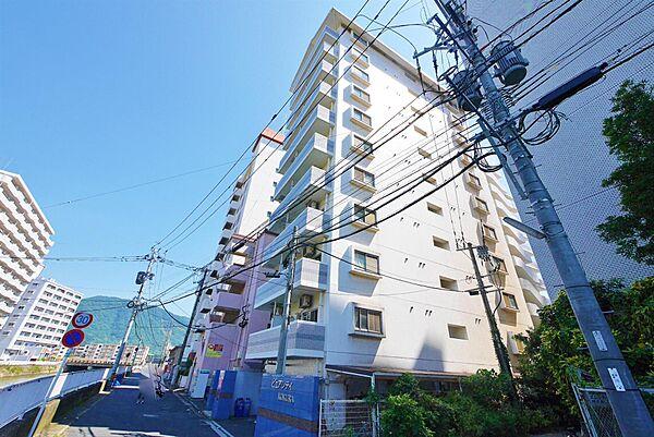 ピュアシティ小倉 10階の賃貸【福岡県 / 北九州市小倉北区】