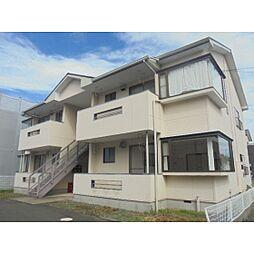 静岡県浜松市中区佐鳴台2丁目の賃貸アパートの外観