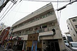大阪府大阪市福島区大開1丁目の賃貸アパートの外観