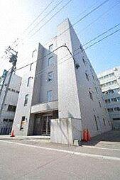 北海道札幌市手稲区手稲本町一条3丁目の賃貸マンションの外観