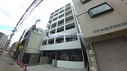 大阪府大阪市東成区大今里西1丁目の賃貸マンションの外観