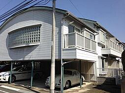 東京都杉並区善福寺2丁目の賃貸アパートの外観