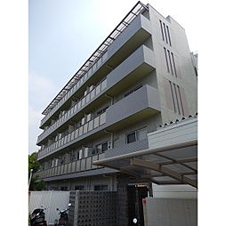 大阪府大阪市天王寺区茶臼山町の賃貸マンションの外観