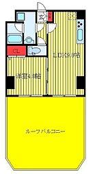 滝野川プレイス[8階]の間取り