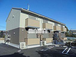 愛知県半田市成岩本町4丁目の賃貸アパートの外観