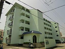 第二武庫之荘ハイム[5階]の外観