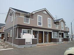 サンハイム柿ノ木B[103号室]の外観