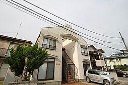 コーポTM[1階]の外観