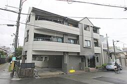 大阪府豊中市本町5丁目の賃貸マンションの外観