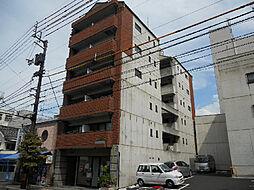 愛媛県松山市西一万町の賃貸マンションの外観